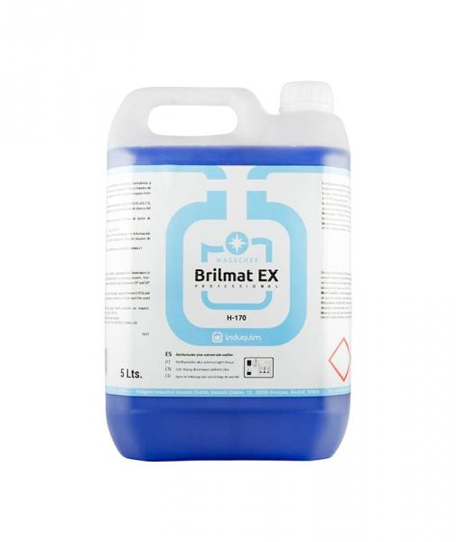 Solutie de clatire apa foarte dura, Brilmat EX, 5L 0