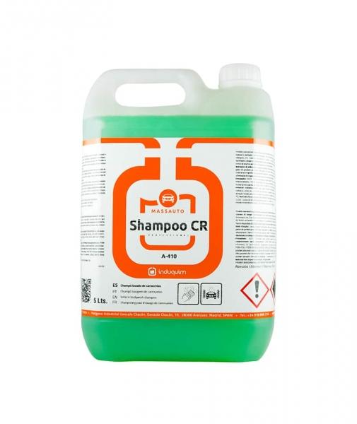 Sampon pentru spalarea caroseriilor, Shampoo CR, 5L 0
