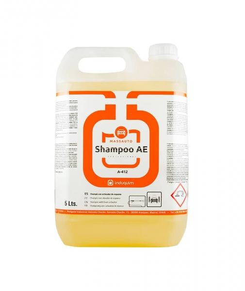 Sampon auto cu activator spuma, Shampoo AE, 5 L [0]