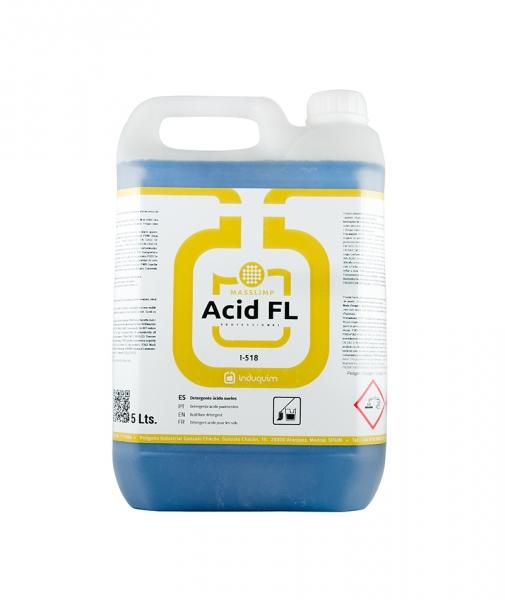 Solutie curatare resturi de ciment Acid FL, 5 L 0