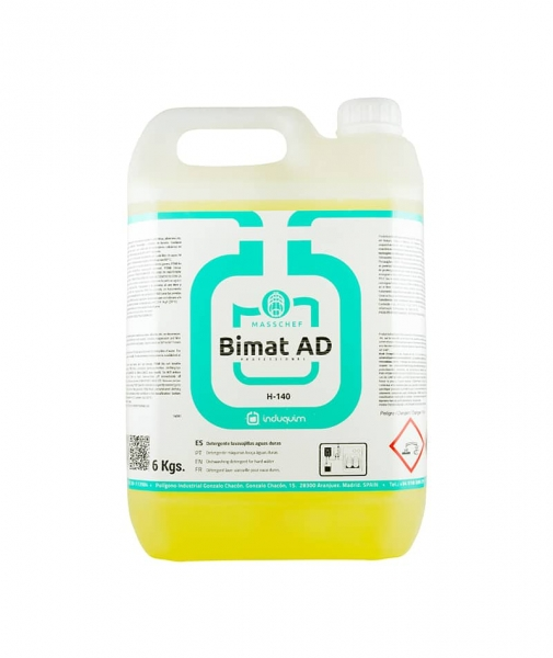 Detergent vase automat apa dura, Bimat AD, 6 Kg 0