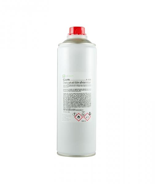 Solutie indepartare guma mestecat & autocolante, Gum, 650 ml 0