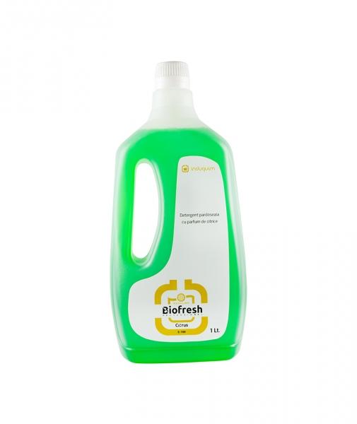 Detergent pardoseala Biofresh Citrus, 1L 0