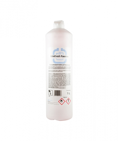 Odorizant toaleta concentrat Odofresh Passion, 1L