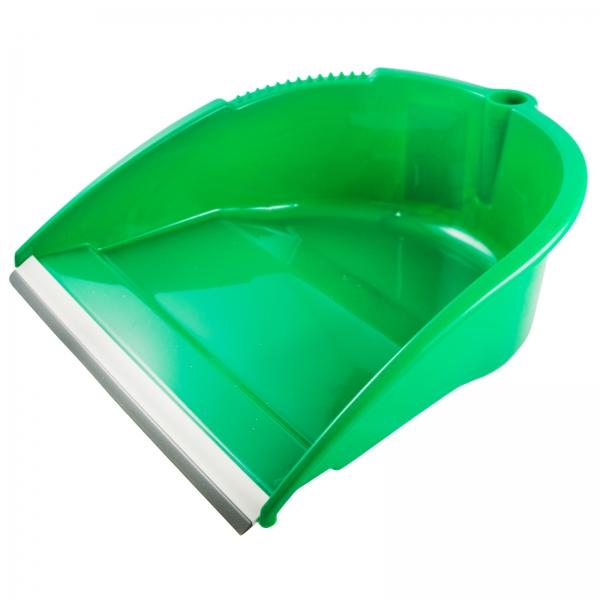 Faras cu lamela de cauciuc si maner inalt, verde 3