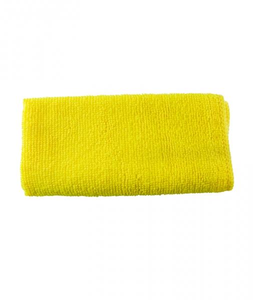 Laveta universala 100 % microfibra galbena,  30x30 cm 0