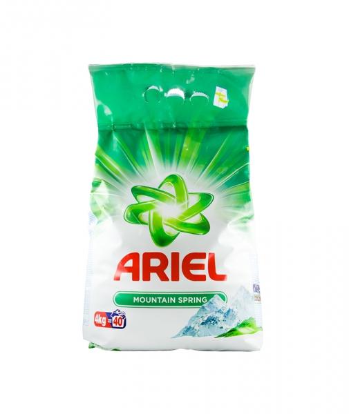Ariel Detergent automat pudra Mountain Spring, 4kg 0