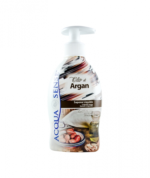 Sapun lichid Argan Acqua Sense 300 ml 0