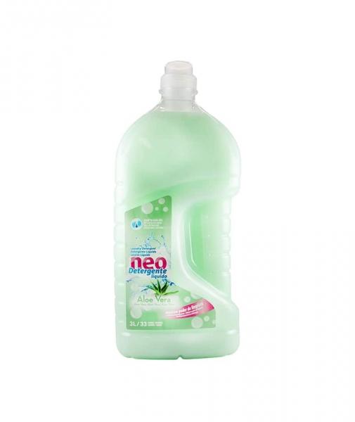 Detergent rufe lichid MPL Aloe Vera, 3 L 0