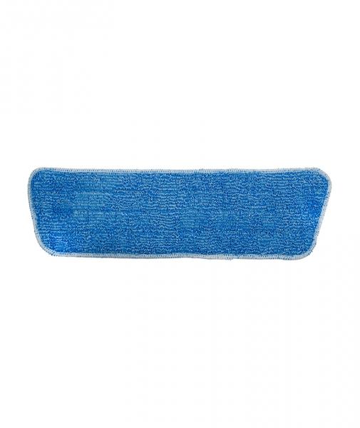 Mop plat microfibra, Terry Velcro, 40 cm 0