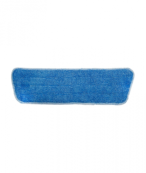 Mop plat microfibra, Terry Velcro, 60 cm [0]