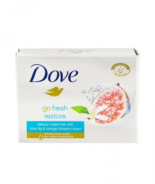 Sapun toaleta Dove Go Fresh Restore, 100 g 0