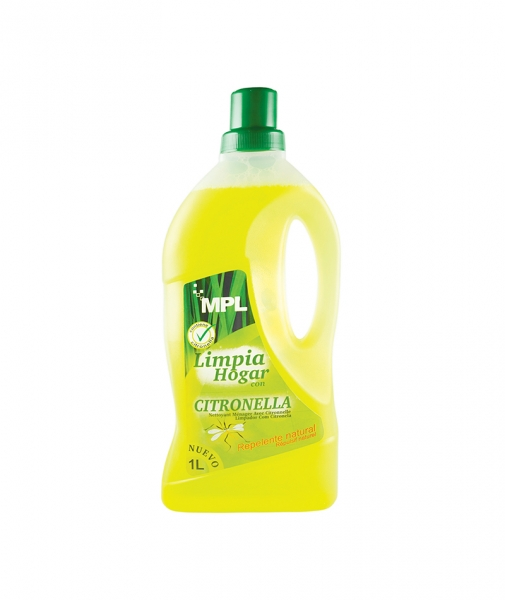 Detergent universal repelent tantari, Citronella, 1L 0