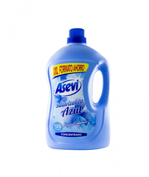 Balsam rufe concentrat Asevi Azul, 3L 0