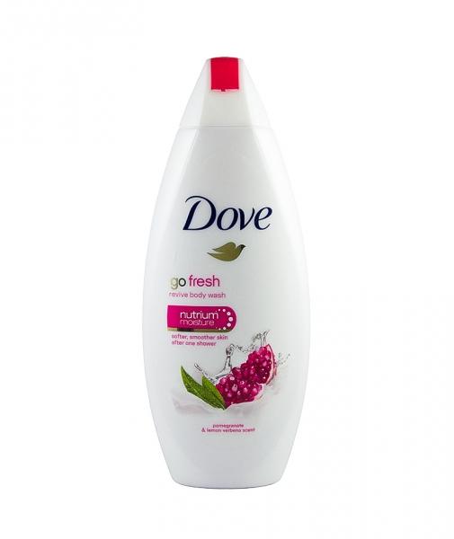 Dove - Gel de dus rodie si lamaie verbena, 250 ml