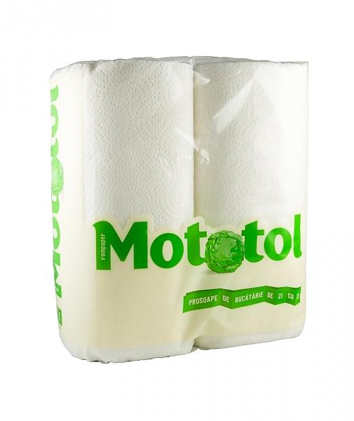 Role de prosop de bucatarie Mototol, 2 buc/set 0