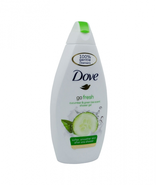 Dove - Gel de dus Fresh Touch, 500 ml 0