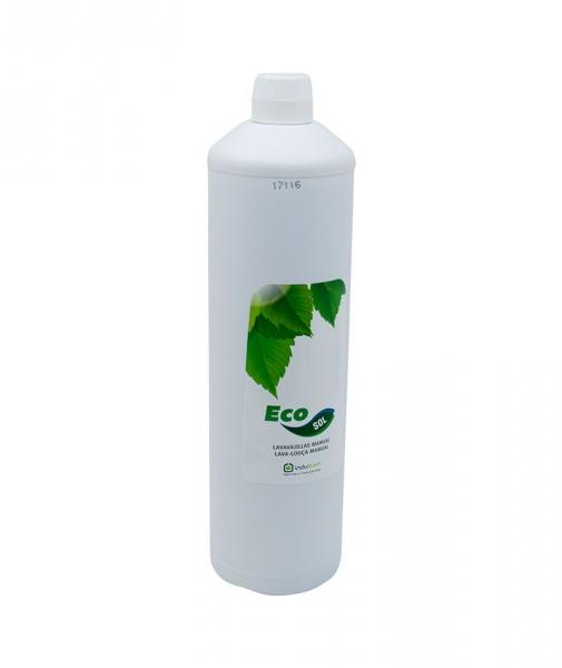 Detergent vase lichid ecologic Ecosol, 1L [0]