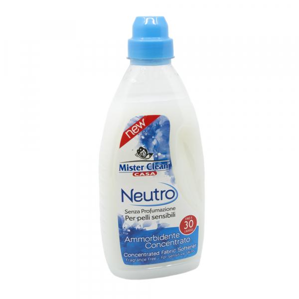Balsam de rufe neutru, Mister Clean, 750 ml 0