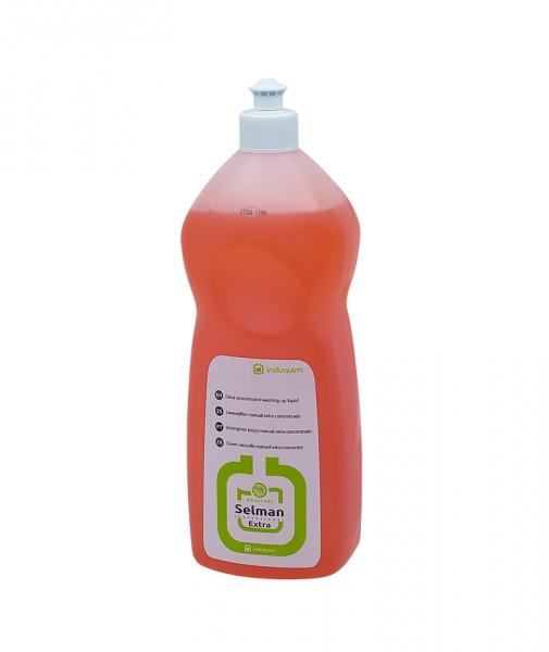 Detergent de vase extra concentrat Selman Extra, 1 L [0]