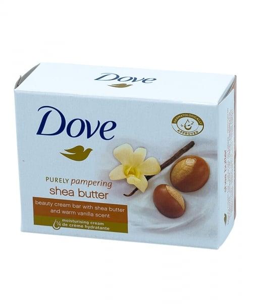 Sapun toaleta Dove Shea Butter, 100 g 0