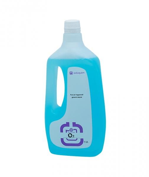 Detergent parfumat suprafete universale O2, 1L 0