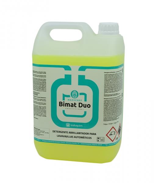 Detergent vase automat cu solutie clatire Bimat Duo, 6 kg 0