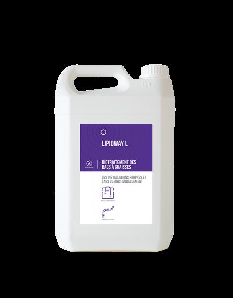 Biotratament pentru fosele de grasime, LIPIDWAY L, 5 L 0