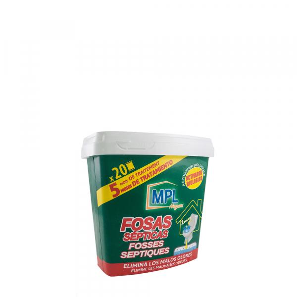 Activator fosa septica, 20 buc, 400 g [0]