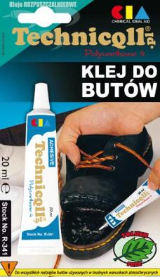Adeziv pentru incaltaminte, Technicqll, 20 ml [0]