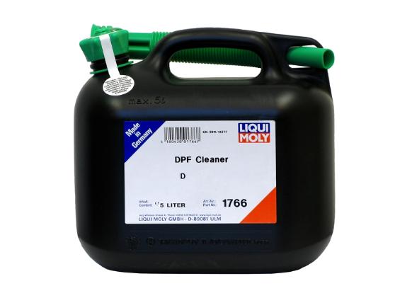 Solutie pentru curatarea filtrelor DPF, Liqui Moly, 5 L 0