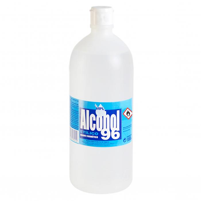 Alcool etilic, uz cosmetic 96%, 1L [0]