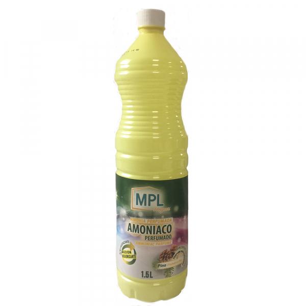 Amoniac parfumat, solutie igienizanta, 1.5 L 0