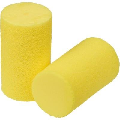 Antifoane interne din burete poliuretanic Ear Classic Soft, cilindrice, nelegate, EA2 0