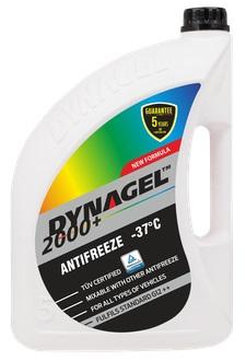 Antigel Dynagel 2000 +, Autoland, 5L 0