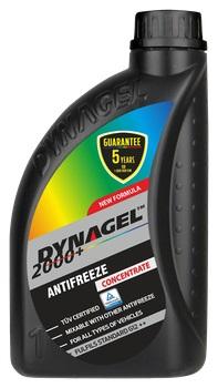 Antigel Dynagel 2000 + Concentrat, Autoland, 1L 0