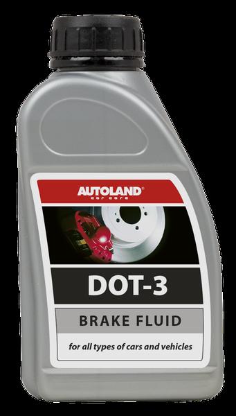 Lichid frana DOT 3, Autoland, 450 ml [0]