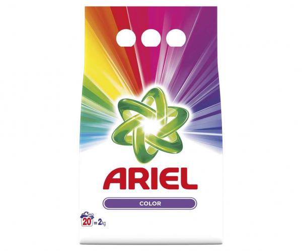 Ariel Detergent automat pudra Color, 2 kg [0]