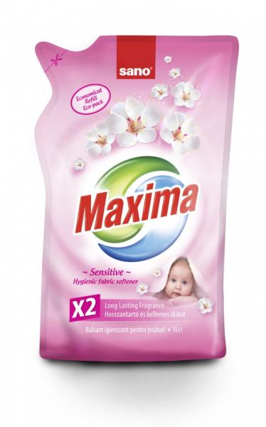 Balsam de rufe Sano Maxima Sensitive, rezerva, 1 L [0]