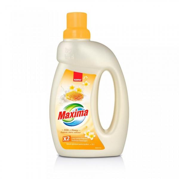 Balsam de rufe Sano Maxima Milk and Honey, 2 L [0]