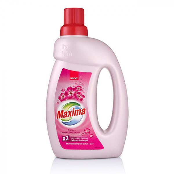 Balsam de rufe Sano Maxima Musk, 2 L [0]