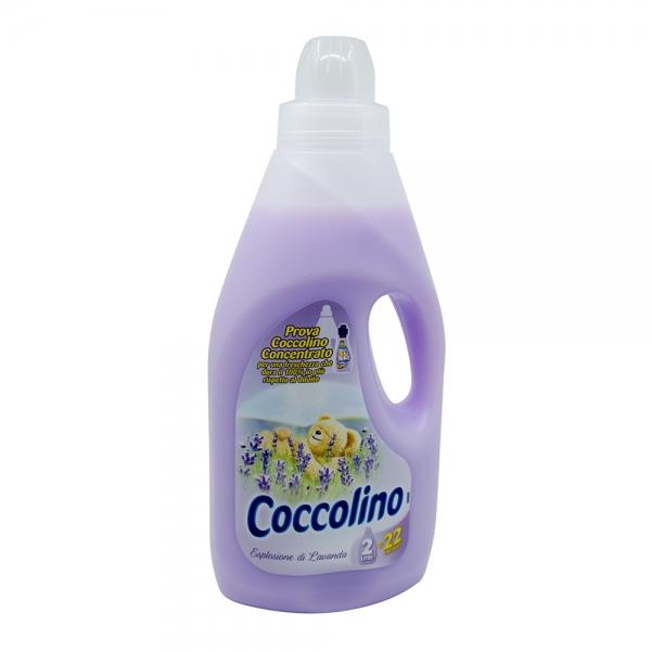Balsam de rufe Coccolino Lavanda, 2L 0