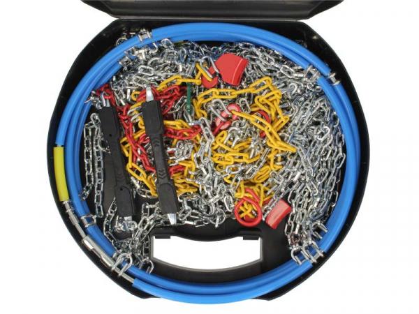 Lanturi antiderapante pentru roti, 2 buc/set, MMT E9/90 1