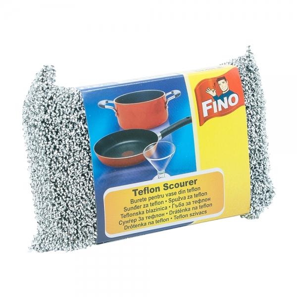 Burete Fino pentru vase din teflon 1 buc/set 0