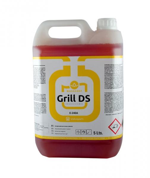 Degresant pentru cuptoare si gratare Grill DS, 5L 0