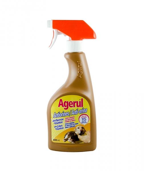 Repelent pentru caini si pisici Agerul, 500 ml 0