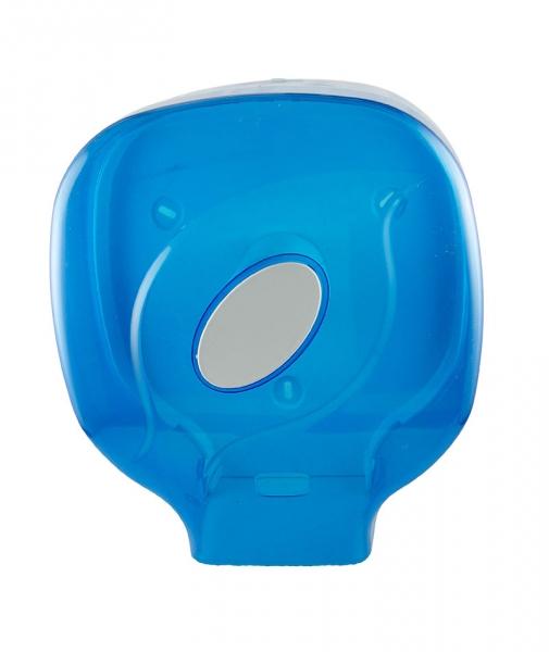 Dispenser hartie igientica Jumbo, transparent 0