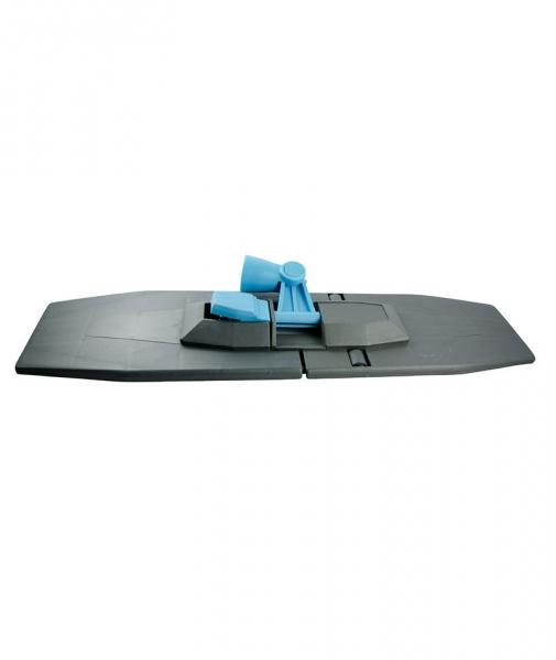 Suport mop plat cu buzunare, economic, 40 cm