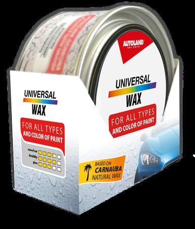 Ceara auto solida, Universal wax, Autoland, 250 g 0
