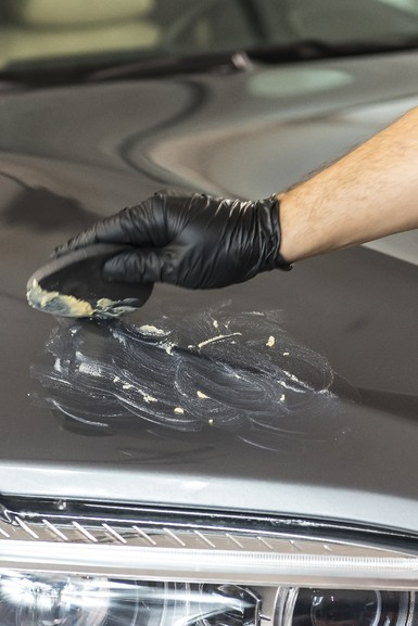 Ceara auto solida, Ultra wax, Autoland, 100 g 3